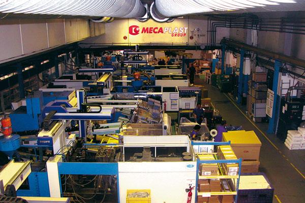 l'usine Mecaplast