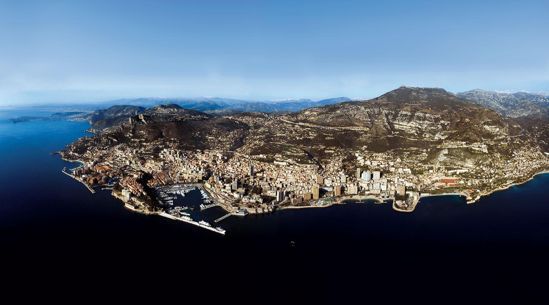 Monaco-en-Helico