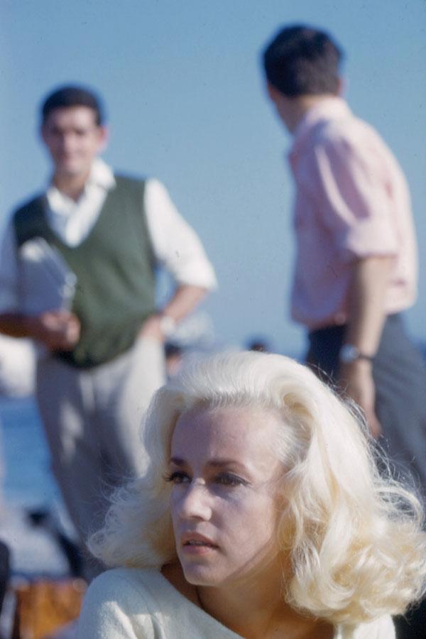 Photo du film avec Jeanne Moreau