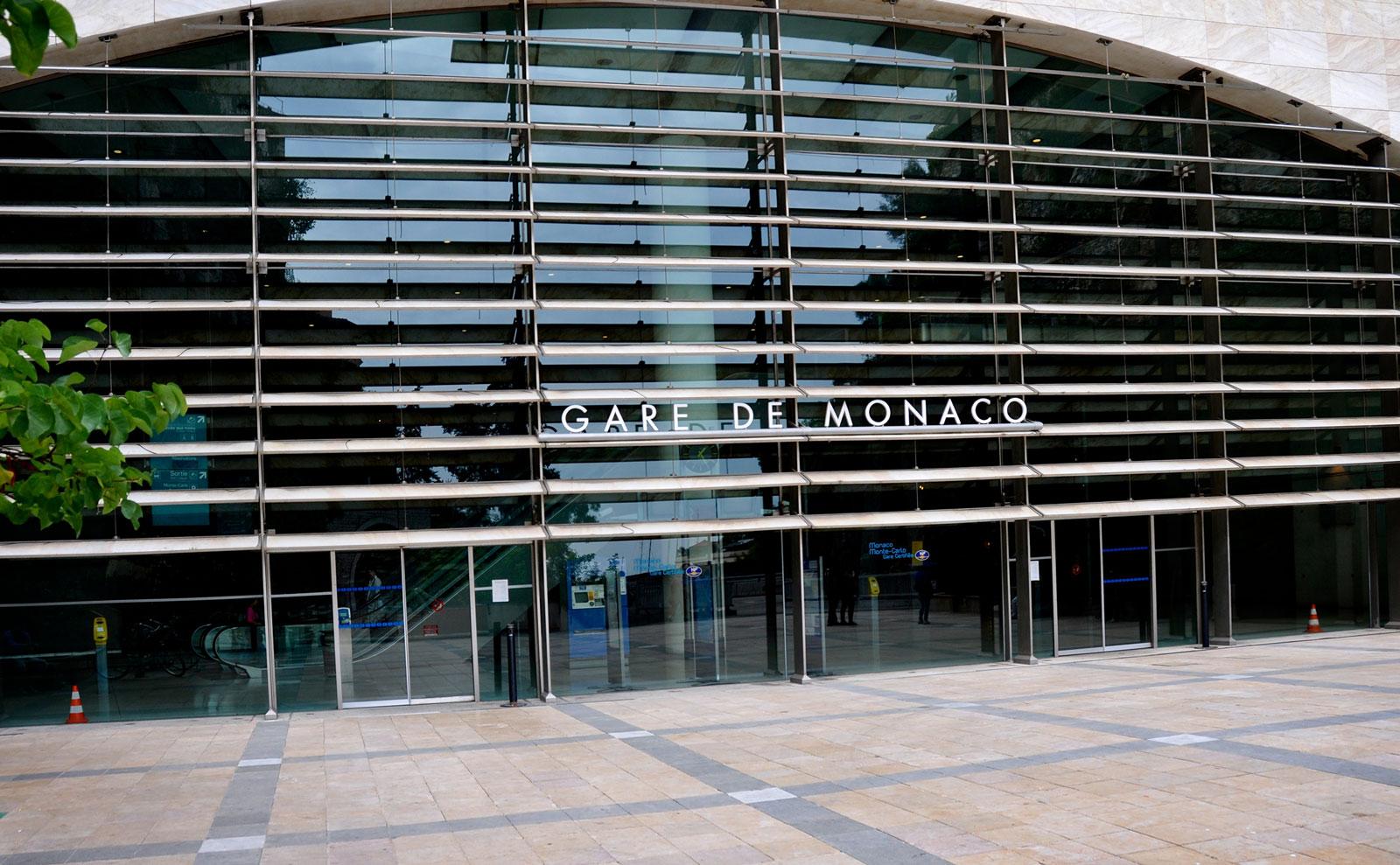 La Gare de Monaco