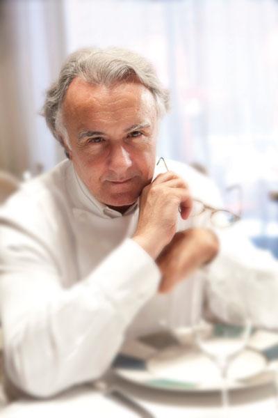 portrait Alain Ducasse
