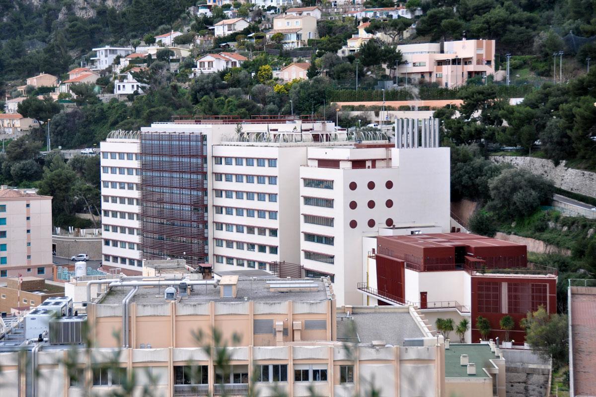 Photo centre de gérontologie clinique Rainier III
