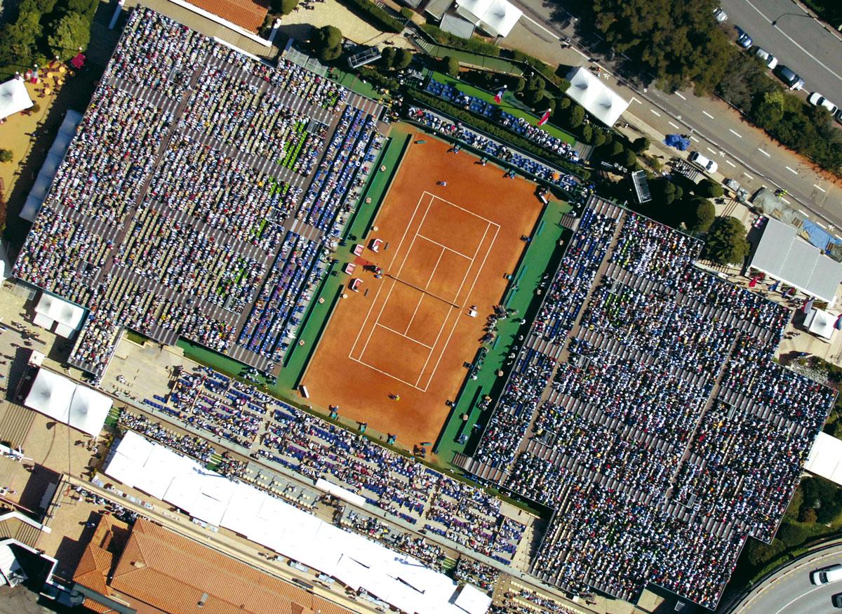 Monte-Carlo tennis club