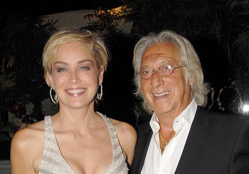 Sassa et Sharon Stone