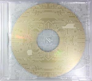 Jaquette du CD