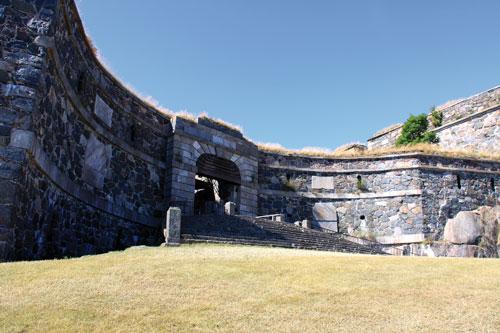 La forteresse de Suomenlinna