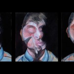 Three-Studies-for-Self-Portrait-1972-The-Estate-of-Francis-Bacon