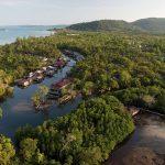 CONCRET/Parmi les projets financés par la Fondation prince Albert II: la création d'une première aire marine protégée au Cambodge. © Photo Jeremy Holden