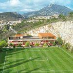 Maquette-centre-dentrainement-ASM-@-Frederic-Genin-Arch-Monaco