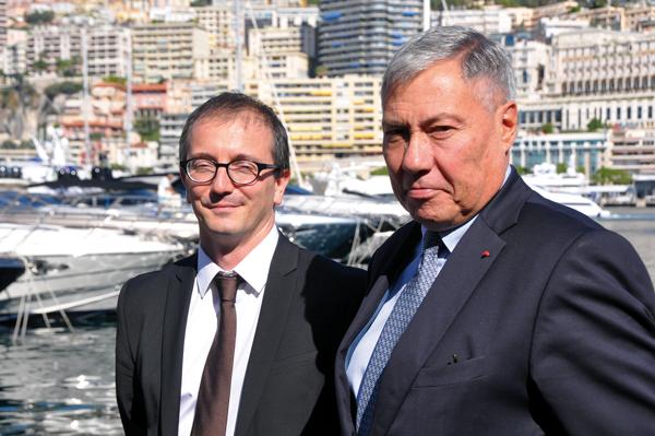 Ingénieur de l'École navale et de Suptélécom Paris, le contre-amiral Dominique Riban a assuré la fonction de directeur général adjoint de l'ANSSI en France durant 4 ans. Il est désormais le numéro1 de l'Agence monégasque de sécurité numérique (AMSN). Frédéric Fautrier, directeur adjoint de l'AMSN, a travaillé pendant 21 ans dans les télécommunications, en Europe et à Monaco._S.B.