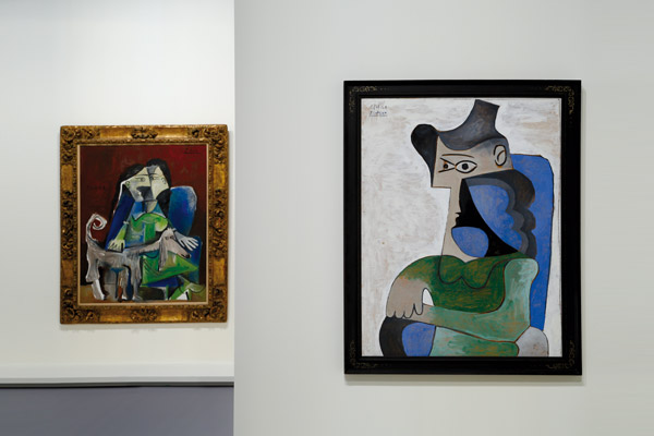 Tableaux-section-Nahmad-Expo-Monaco-Fete-Picasso-@JC-Vinaj
