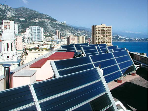 Ecologie-Panneaux-solaires-Monaco