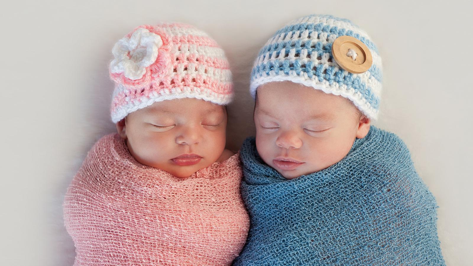 Bebe-jumeaux