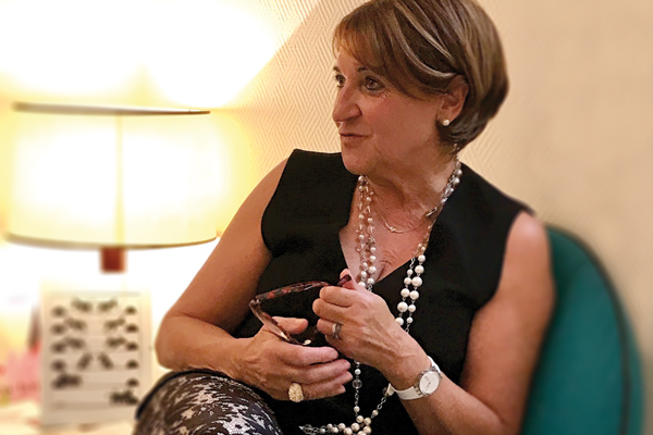 Christine Lorenzini, médiatrice familiale à Monaco