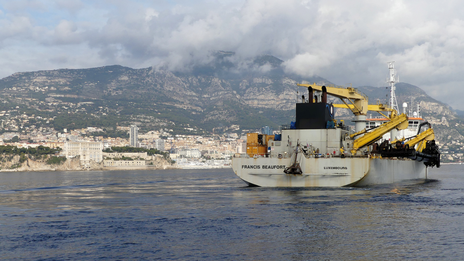 Extension en mer<br/>Draguer sans polluer, c'est possible?
