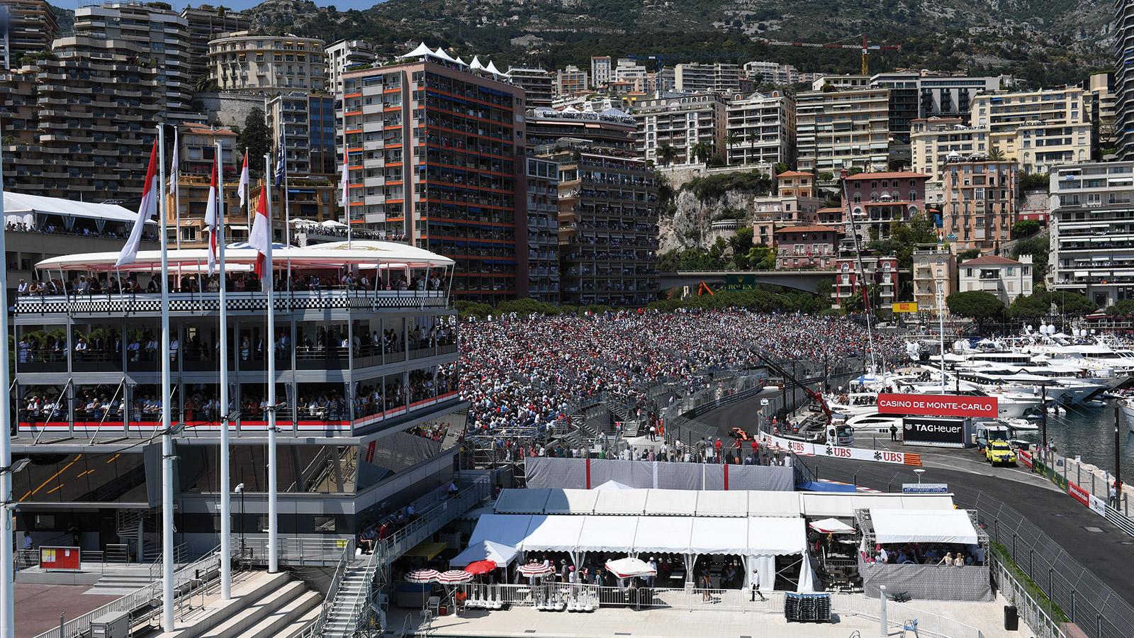 C'est confirmé, le Grand Prix de Monaco est reporté