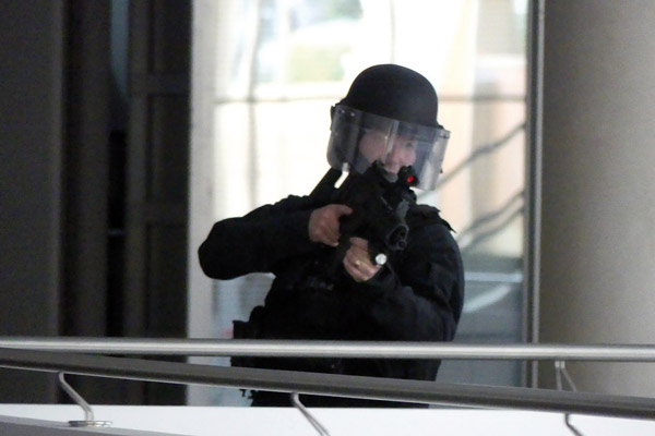 Policier-Surete-publique-terrorisme-@-Obs-Sophie-Noachovitch-9-Policier-du-GPSI
