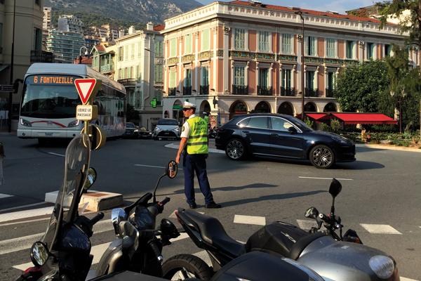 Confinement à Monaco : La Sûreté publique a effectué <br/>3000 contrôles et dressé 150 infractions