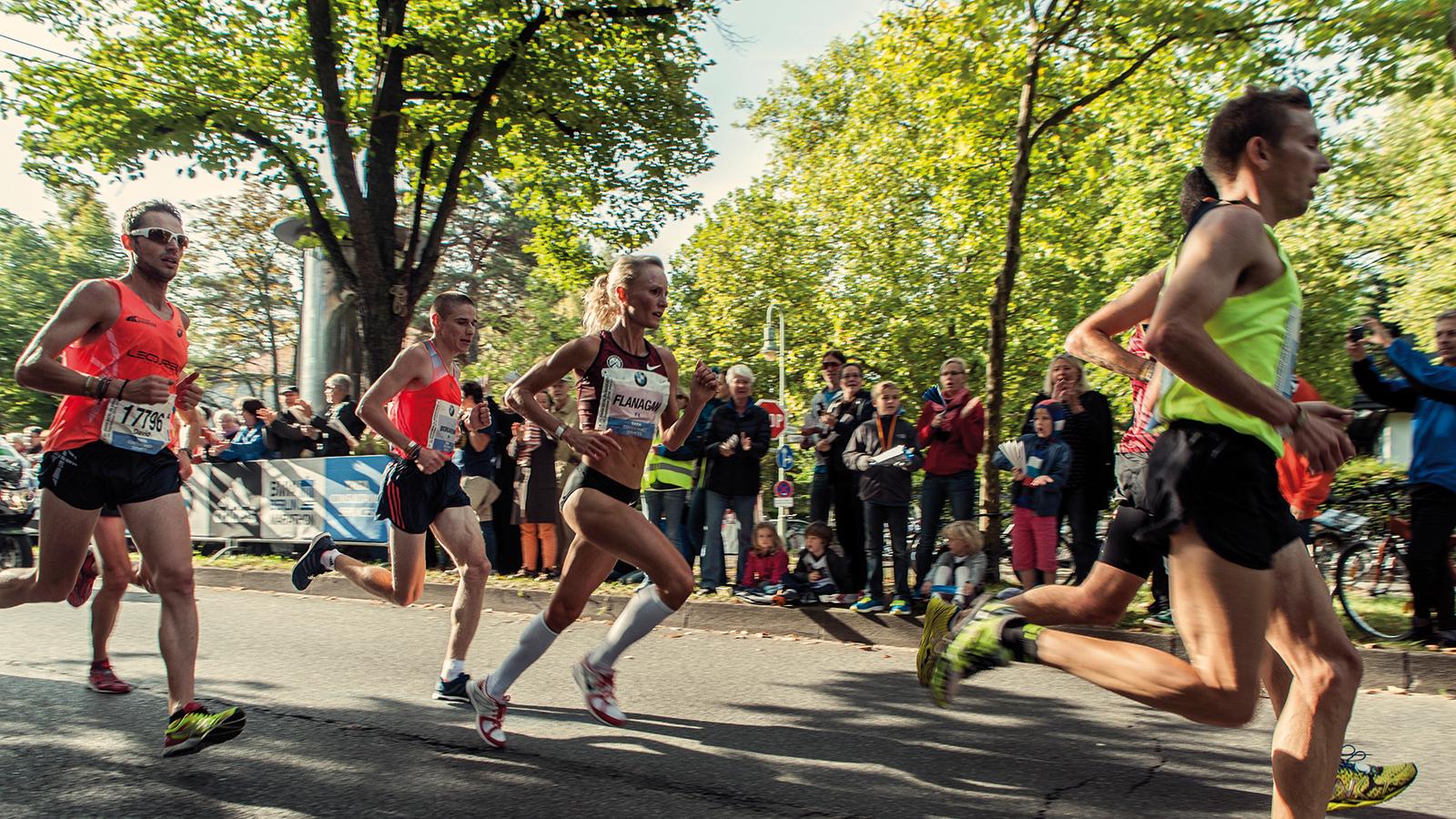 Sport-course-marathon