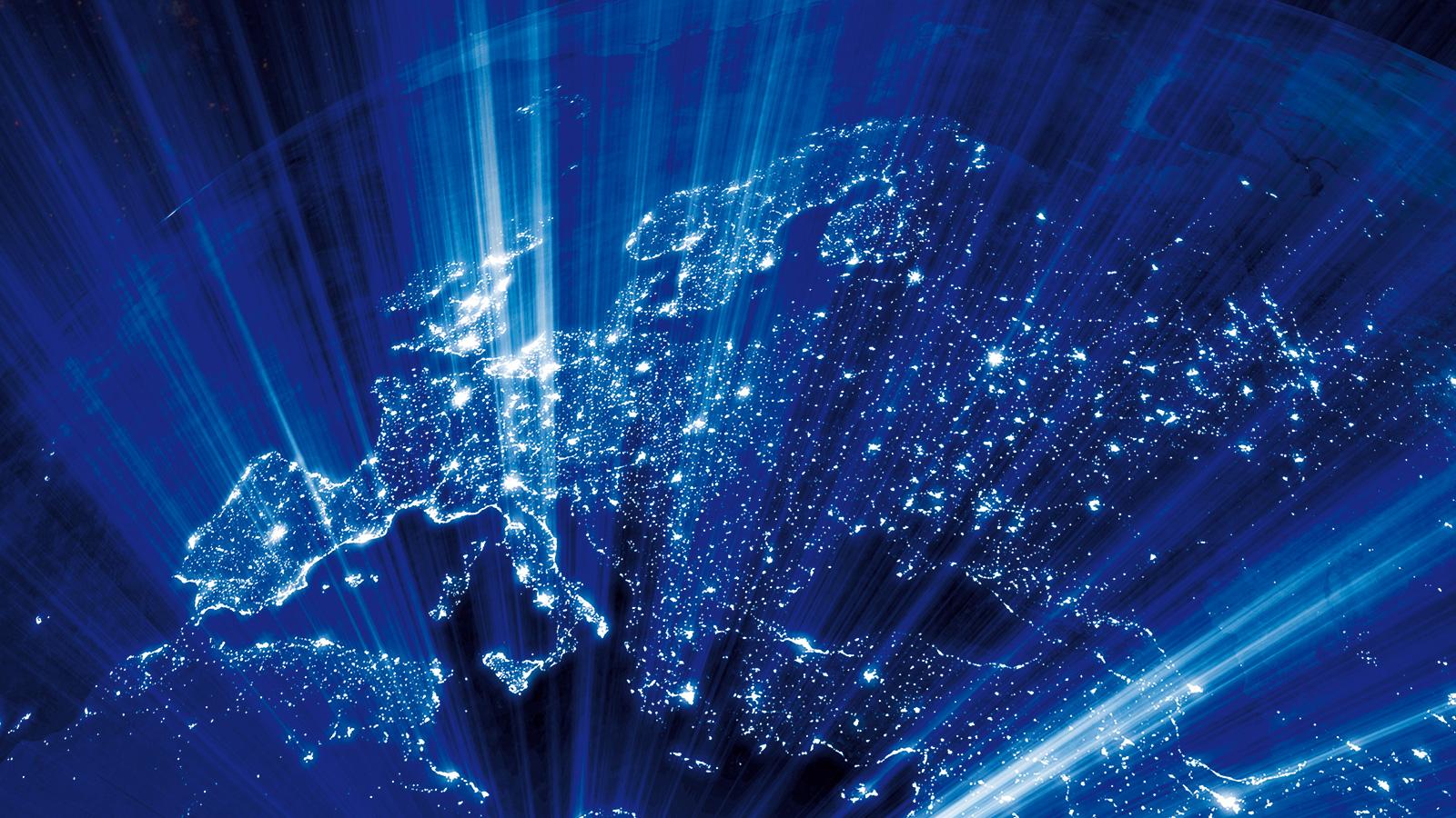 Terre-Monde-Carte-Europe