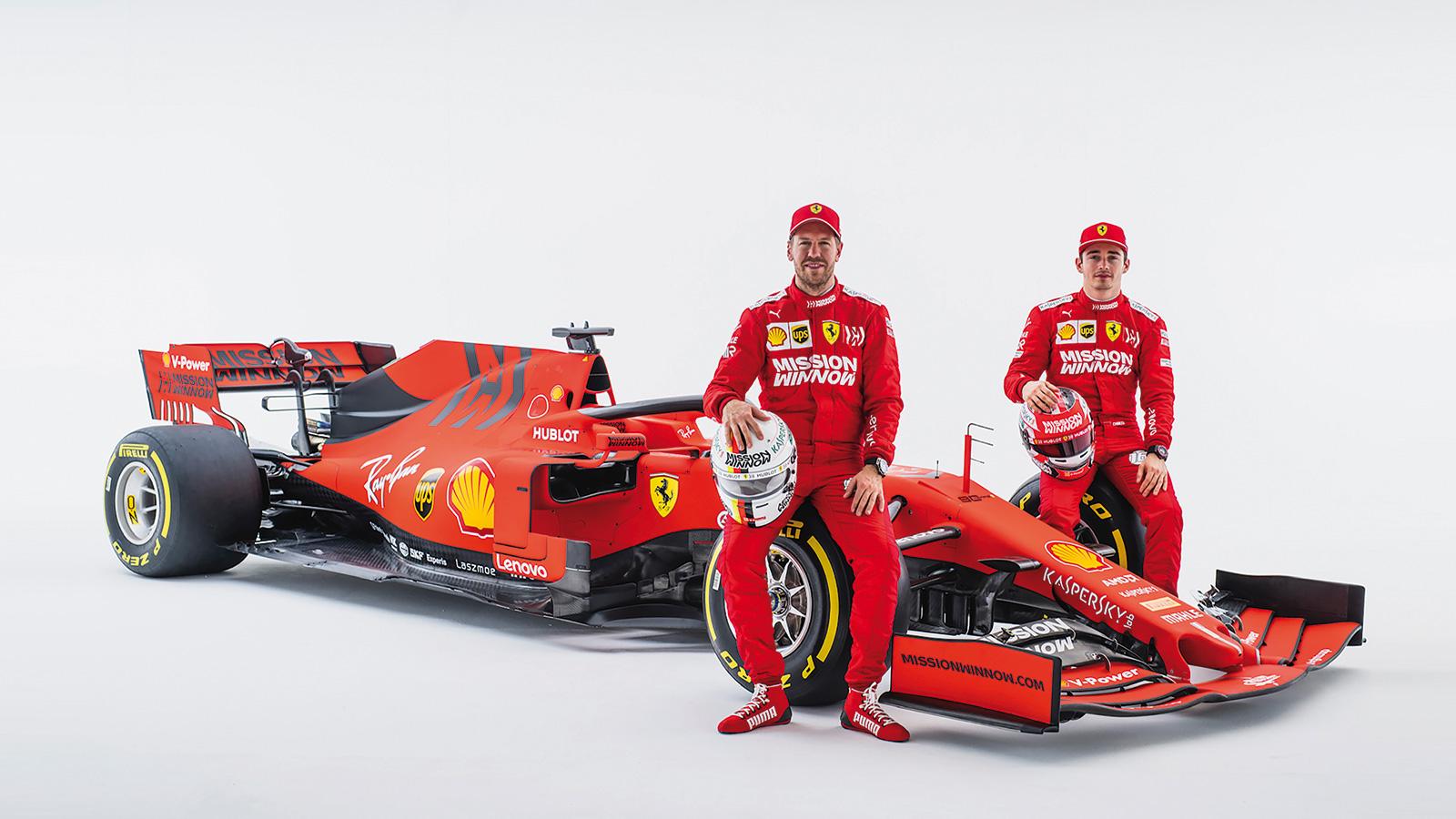 Ferrari-SF90-LECLERC-VETTEL@FERRARI