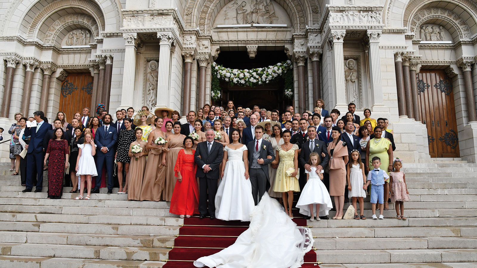 """Résultat de recherche d'images pour """"mariage louis ducruet monaco"""""""