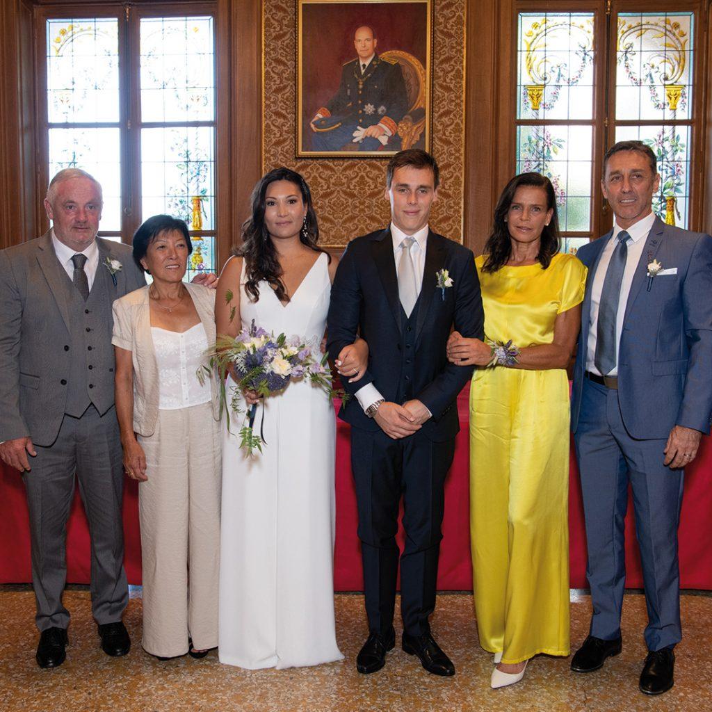 louis-ducruet-marie-chevallier-mariage-monaco-observateur-famille