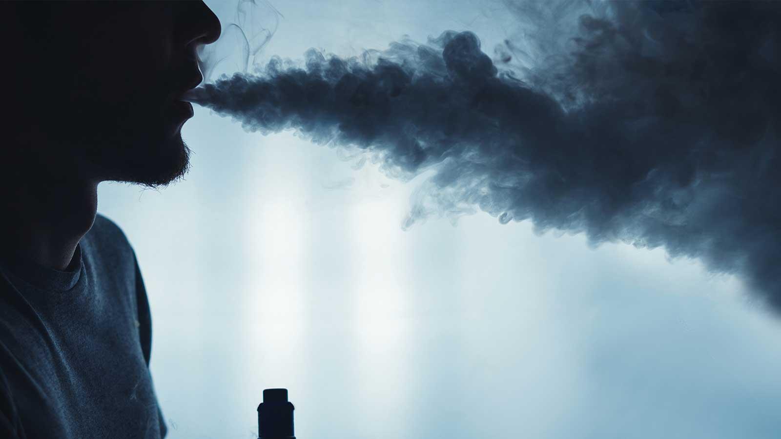 La cigarette électronique est-elle dangereuse?