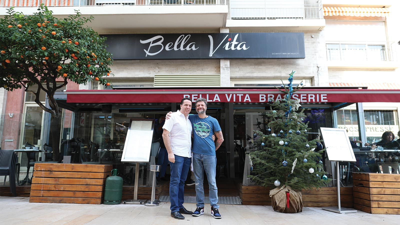 Bella Vita. <br/>Les meilleures saveurs de l'Italie