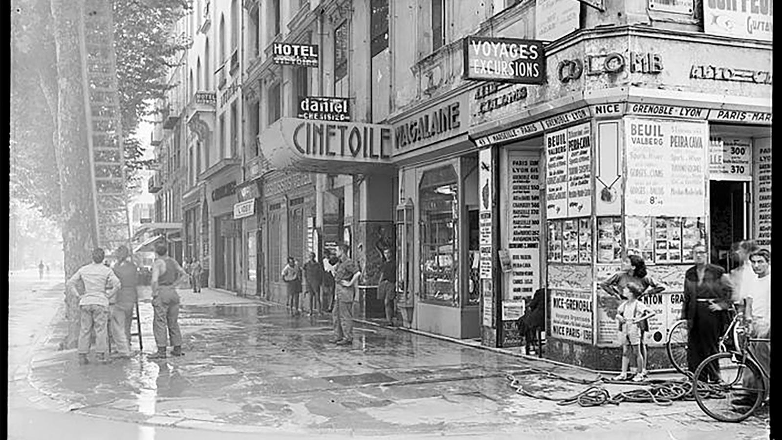 Sur les traces des cinémas de Nice
