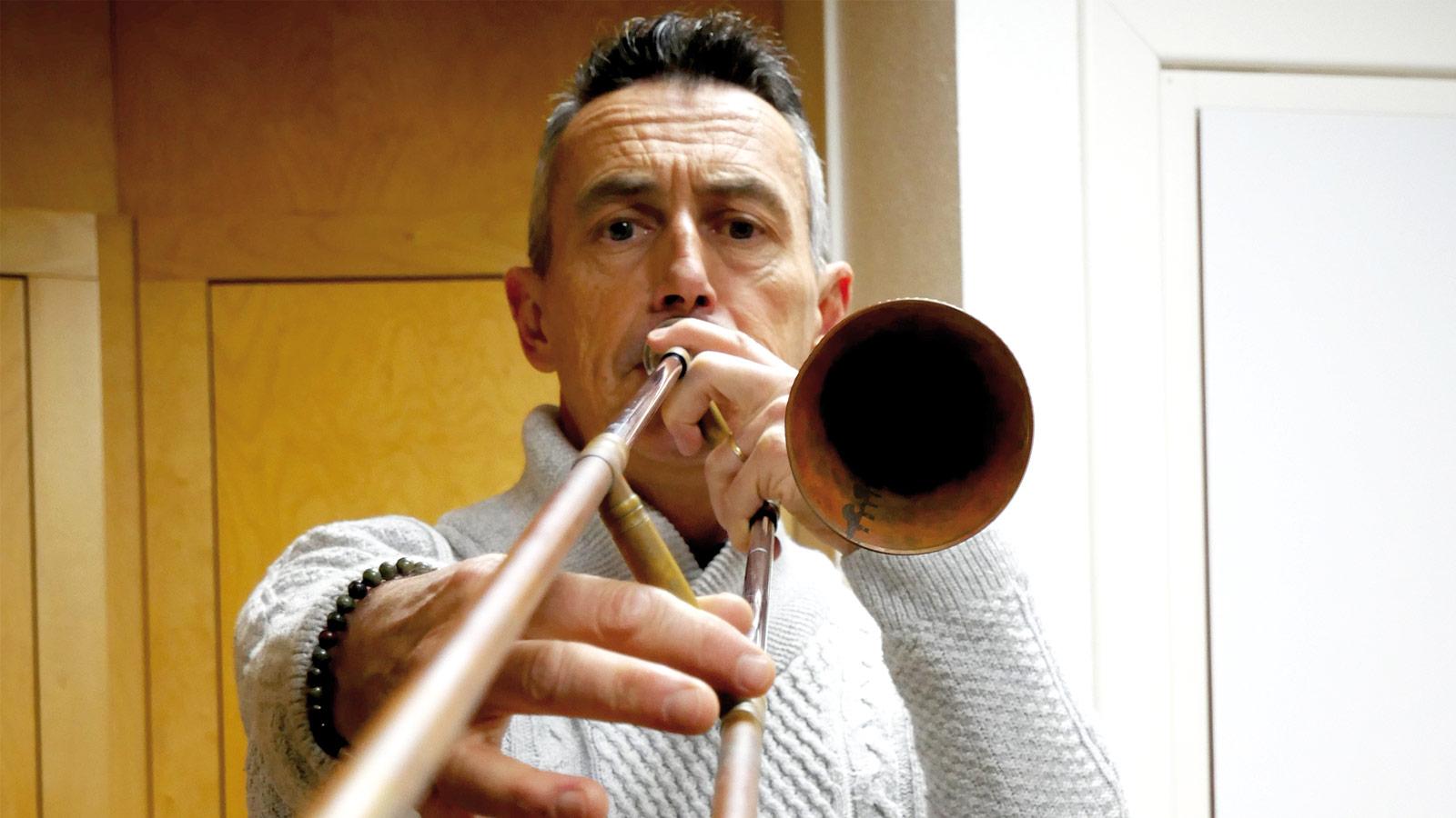 Jean-Yves Monier – Professeur de sacqueboute
