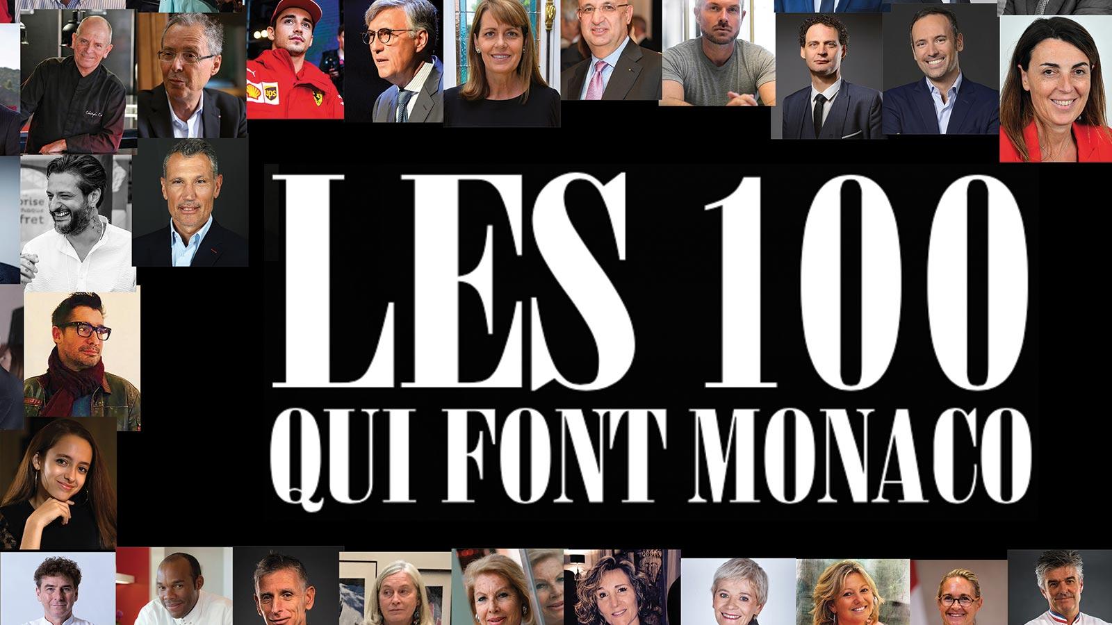 Les 100 qui font Monaco