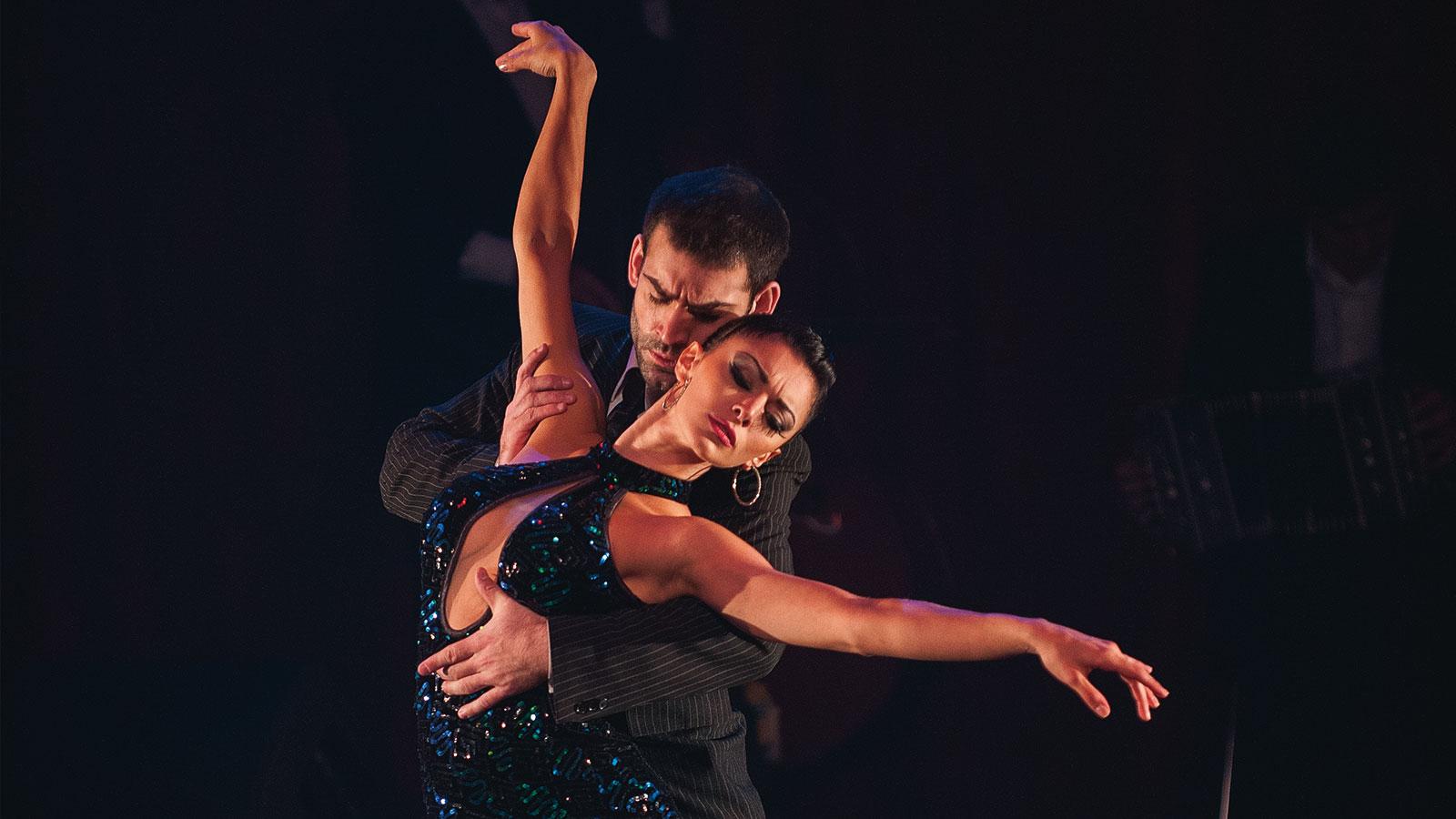 Un tango enflammé
