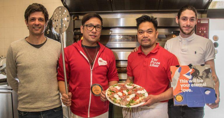 Meilleure pizza de Monaco <br/>Pizzas sur-mesure