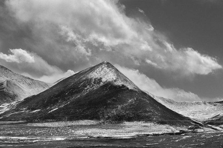 L'immensité du ciel tibétain