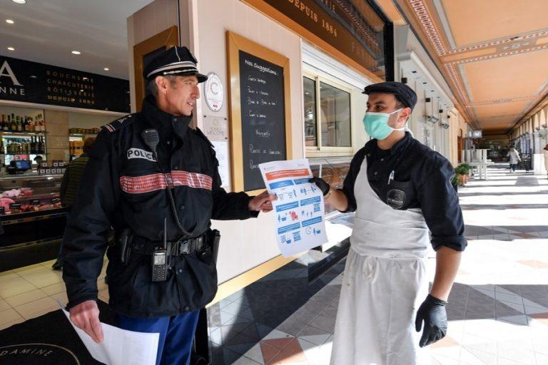 La police monégasque durcit le ton