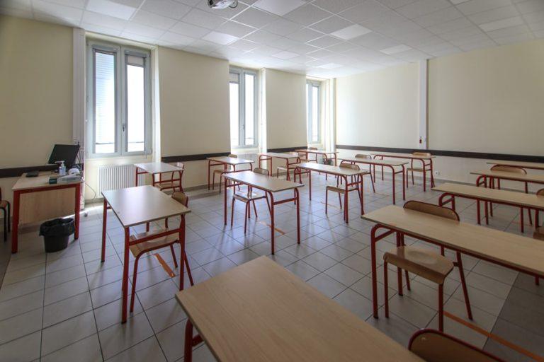 A Monaco, 900 lycéens reprendront les cours le 11 mai